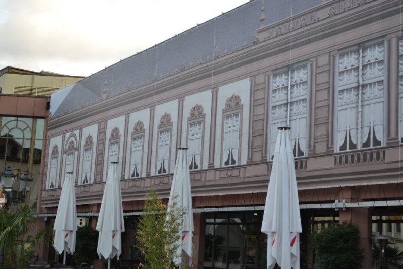 Kurhaus Parkhaus Bad Homburg